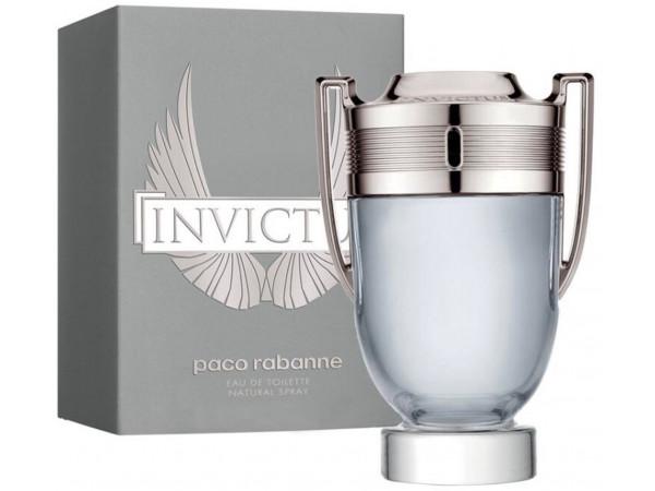 Парфюм Invictus Silver Cup от Paco Rabanne